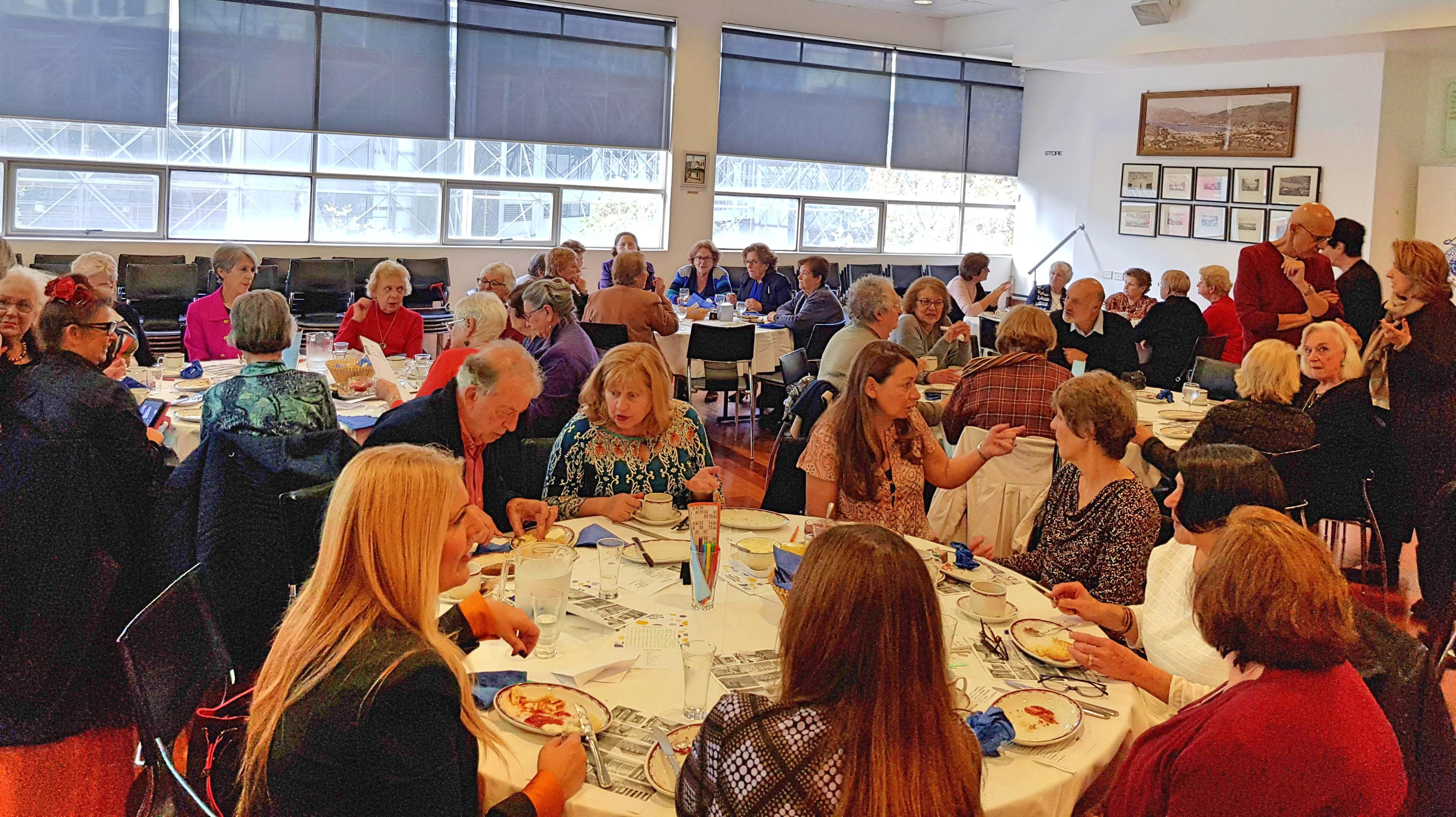 2019 Cancer Council Biggest Morning Tea raises $5,215