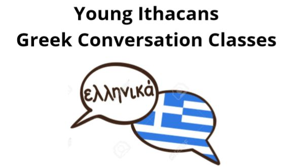 Young Ithacans - Greek Conversation Classes - register your interest now