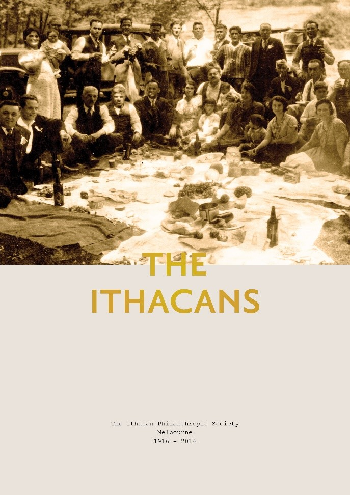 The Ithacans publication