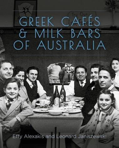 """Greek Cafés & Milk Bars of Australia"" book launch"