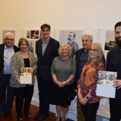 Centenary Book Launch of 'The Ithacans'